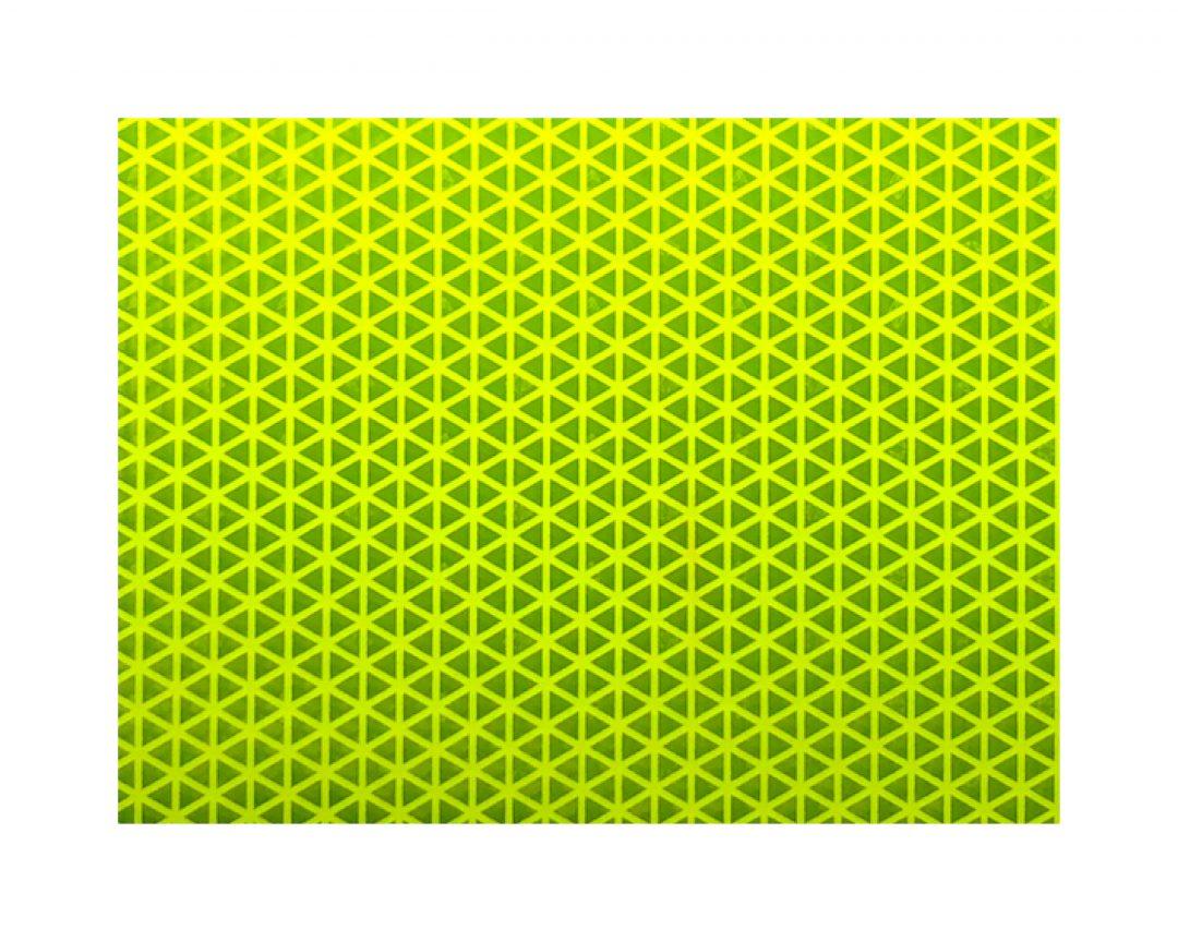 Reflexná fólia Fluorescent Lime day