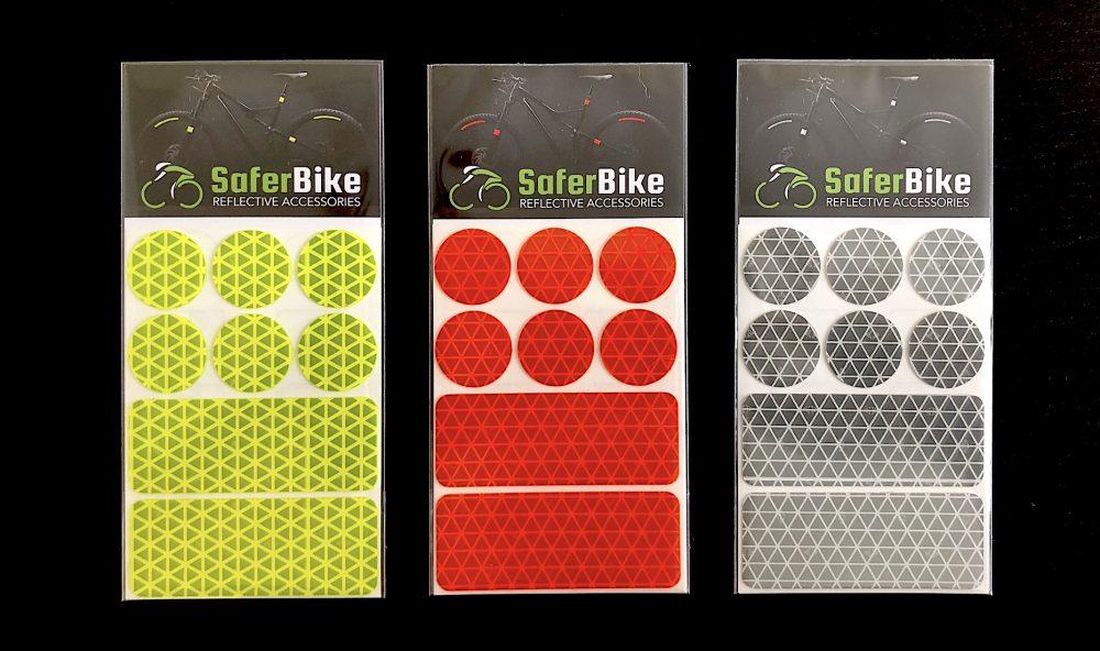 Materiály použité pre výrobu reflexných a fluorescentných samolepiek